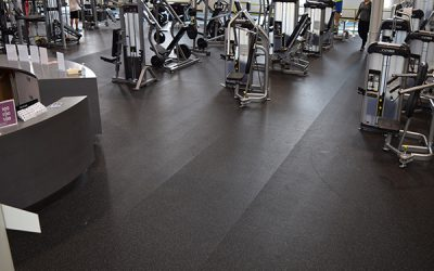 YMCA, GRAND RAPIDS, MI – COMMERCIAL FLOORING –  LEED CERTIFIED PROJECT